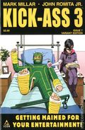 Kick-Ass 3 (2013 Marvel) 7C