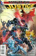Justice League (2011) 29A