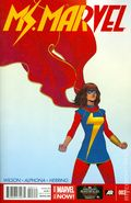 Ms. Marvel (2014 3rd Series) 3A