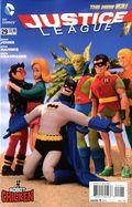 Justice League (2011) 29B