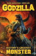 Godzilla History's Greatest Monster TPB (2014 IDW) 1-1ST