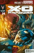 X-O Manowar (2012 3rd Series Valiant) 24A