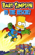 Bart Simpson to the Rescue TPB (2014 Bongo) 1-1ST