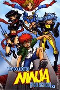 Collected Ninja High School TPB (2014 AP) Volume 2 1-1ST