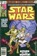 Star Wars (1977 Marvel) Mark Jewelers 27MJ