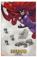 Inhuman Art Print (2014 Marvel Now) PRINT#03