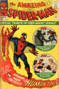 Amazing Spider-Man (1963 1st Series) UK Edition 8UK