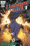 Danger Girl May Day (2014 IDW) 1