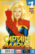 Captain Marvel (2014 8th Series) 1E