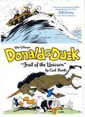 Donald Duck Trail of the Unicorn HC (2014 Fantagraphics) 1-1ST