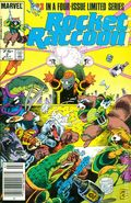 Rocket Raccoon (1985) Mark Jewelers 3MJ