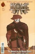 Atomic Robo Knights of the Golden Circle (2014) 1