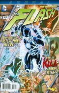 Flash (2011 4th Series) Annual 3