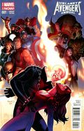 Uncanny Avengers (2012 Marvel Now) Annual 1B
