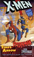 X-Men/Spider-Man Time's Arrow Trilogy PB (1998 Novel) 3-REP