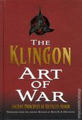 Klingon Art of War HC (2014 Andrews McMeel) Ancient Principles of Ruthless Honor 1-1ST