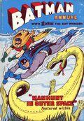 Batman Annuals HC (1960 UK Edition) 1-1ST