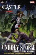 Castle Unholy Storm HC (2014 Marvel) 1-1ST