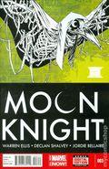 Moon Knight (2014 5th Series) 3A