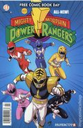 Mighty Morphin Power Rangers (2014 Papercutz) Free Comic Book Day 0A