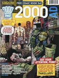 2000 AD (2014 Rebellion) Free Comic Book Day 2014