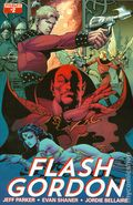 Flash Gordon (2014 Dynamite) 2B