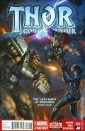 Thor God of Thunder (2012) 22