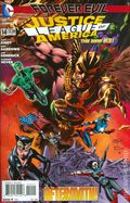 Justice League of America (2013 3rd Series) 14A