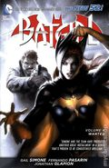 Batgirl HC (2012-2014 DC Comics The New 52) By Gail Simone 4-1ST