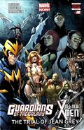 Guardians of the Galaxy/All New X-Men The Trial of Jean Grey HC (2014 Marvel NOW) 1-1ST