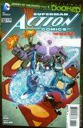 Action Comics (2011 2nd Series) 32A