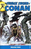 Savage Sword of Conan TPB (2008- Dark Horse) 4-REP
