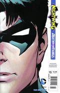 Nightwing (2011 2nd Series) 15N
