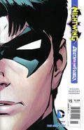 Nightwing (2011 2nd Series) 15N