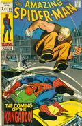 Amazing Spider-Man (1963 1st Series) UK Edition 81UK