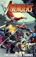 Avengers The Legacy of Thanos TPB (2014 Marvel) 1-1ST