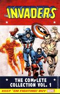 Invaders Classic TPB (2014 Marvel) The Complete Collection 1-1ST