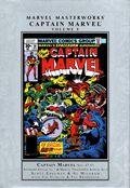 Marvel Masterworks Captain Marvel HC (2005-2016 Marvel) 5-1ST
