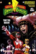 Mighty Morphin Power Rangers HC (2014 Papercutz) 1-1ST