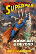 Superman Doomsday and Beyond SC (1993 Bantam Novel) 1-REP
