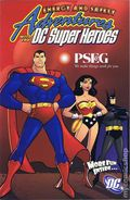 Adventures with the DC Super Heroes (2004) Con Edison/PSE&G Giveaway 0PSEG