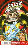 Silver Surfer (2014 5th Series) 3A