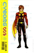 Cyborg 009 HC (2014 Boom Studios) 1-1ST