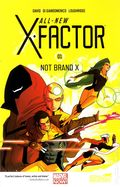 All New X-Factor TPB (2014-2015 Marvel NOW) 1-1ST