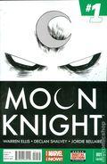 Moon Knight (2014 5th Series) 1G