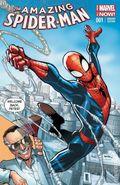 Amazing Spider-Man (2014 3rd Series) 1STANLEE