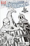 Amazing Spider-Man (2014 3rd Series) 1NEWBURYSKETCH