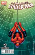 Amazing Spider-Man (2014 3rd Series) 1FORBIDDENPLA