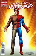 Amazing Spider-Man (2014 3rd Series) 1COBRA