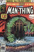 Man-Thing (1979 2nd Series) UK 1UK